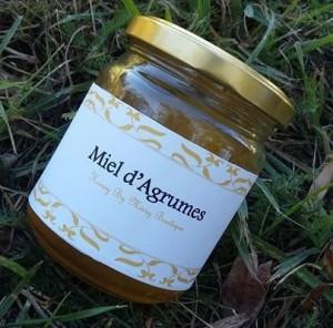 miel agrume
